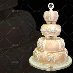 Торт Sole Праздничный торт №22