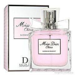 Парфюмерия Christian Dior Туалетная вода Miss Dior Cherie Blooming Bouquet, 100 мл