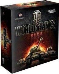 Магазин настольных игр Hobby World Настольная игра «World of Tanks: Rush»