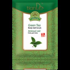 Уход за телом tianDe Соль для тела «Зеленый чай» Hainan Tao