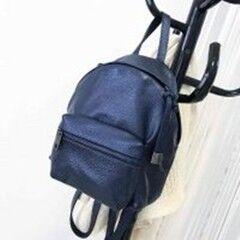 Магазин сумок Vezze Кожаный рюкзак C00205