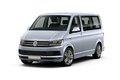 Прокат авто Аренда микроавтобуса Volkswagen Multivan 2016