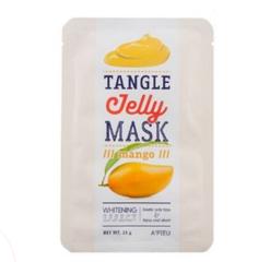 Уход за лицом A'Pieu Tangle Jelly Отбеливающая маска-желе O2309