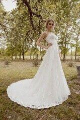 Свадебное платье напрокат ALIZA Платье свадебное «Kira» Spring