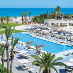 Туристическое агентство TravelHouse Пляжный aвиатур в Тунис, Монастир, Jazz Tour Khalef 5*