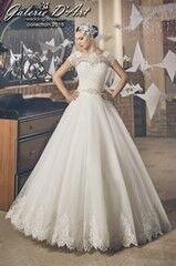 Свадебный салон Galerie d'Art Свадебное платье «Ундина» из коллекции BESTSELLERS