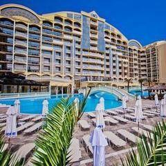 Туристическое агентство Трэвел Сок Пляжный авиатур в Болгарию, Солнечный берег, Victoria Palace 5*