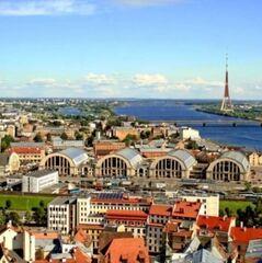 Туристическое агентство Элдиви Экскурсионный тур «Рига-Стокгольм-Вильнюс»