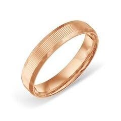 Ювелирный салон Топаз Обручальное кольцо Т100613982