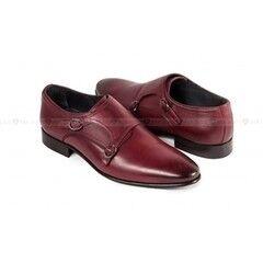 Обувь мужская Keyman Туфли мужские дабл монки бордо