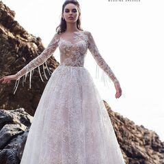 Свадебное платье напрокат Ange Etoiles Свадебное платье Ali Damore Merlin
