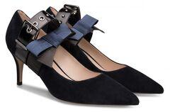 Обувь женская Ekonika Туфли EN1161-05 blue night-18Z