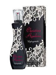 Парфюмерия Christina Aguilera Парфюмированная вода Unforgettable, 75 мл