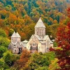 Туристическое агентство Daily Tours Экскурсионный авиатур «Почувствуй Армению!»