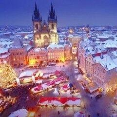 Туристическое агентство Интурсервис Автобусный тур «Рождественский уикэнд в Праге»