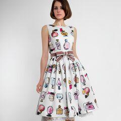 Платье женское Pintel™ Приталенное платье без рукавов Blanche