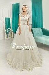Свадебный салон Bonjour Свадебное платье «Beylis» из коллекции L'ECLAT 2016