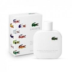 Парфюмерия Lacoste Туалетная вода L.12.12 Blanc Limited Edition, 100 мл