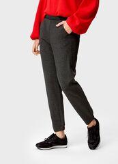 Брюки женские O'stin Трикотажные брюки LL5T42-98