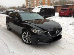 Прокат авто Прокат авто Mazda 6 2014 г.