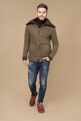 Верхняя одежда мужская Etelier Куртка мужская плащевая утепленная 4М-8523-1