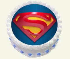 Торт Tortas Торт «Супермен» №1