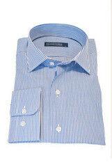 Кофта, рубашка, футболка мужская HISTORIA Рубашка мужская в полоску