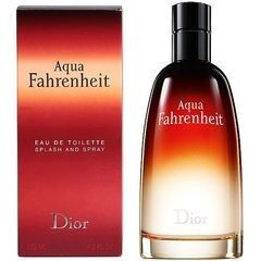 Парфюмерия Christian Dior Туалетная вода Fahrenheit Aqua, 100 мл