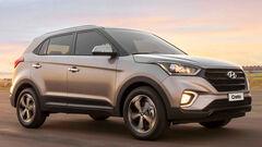 Прокат авто Прокат авто Hyundai Creta AT 2019