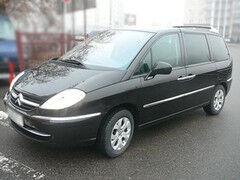 Прокат авто Аренда минивэна Citroën C8 2011 год