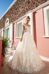 Свадебный салон Eva Lendel Платье свадебное Perry