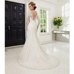 Свадебное платье напрокат Ronald Joyce Платье свадебное 68008