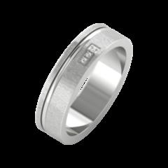 Ювелирный салон ZORKA Обручальное кольцо 155021/W