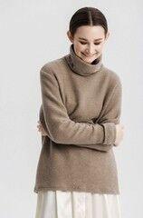 Кофта, блузка, футболка женская Clés Свитер кашемировый
