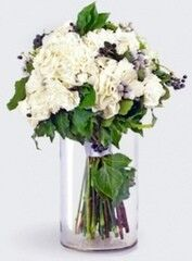 Магазин цветов Florita (Флорита) Букет поздравительный из гортензии
