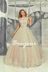 Свадебный салон Bonjour Свадебное платье «Laura» из коллекции LAMBRE 2017