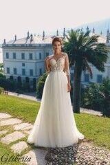 Свадебный салон Bonjour Свадебное платье Glikeria из коллекции Royal Luxury 2018