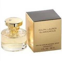 Парфюмерия Ralph Lauren Подарочный набор Glamourous set (100ml+7ml+50b/l+50g/d)