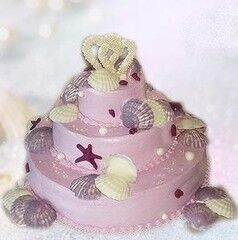Торт Милано Свадебный торт №5