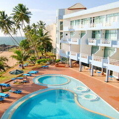 Туристическое агентство Jimmi Travel Тур на Шри-Ланку, Induruwa Beach Resort 3*