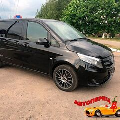 Прокат авто Прокат авто Mercedes-Benz Vito Long NEW 2016