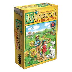 Магазин настольных игр Hobby World Настольная игра «Каркассон. Альпийские луга»