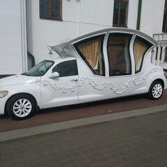 Прокат авто Прокат лимузина Chrysler Карета аренда