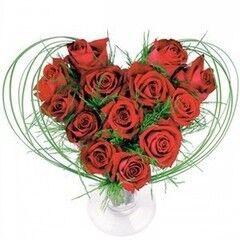 Магазин цветов Планета цветов Букет из роз №4