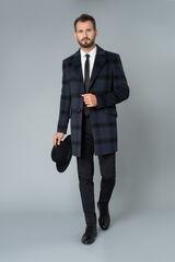 Верхняя одежда мужская Etelier Пальто мужское демисезонное 1М-90161-1