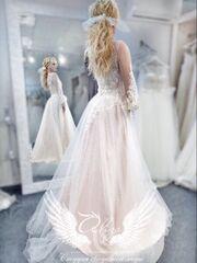 """Свадебное платье напрокат ALIZA Платье """"Delux"""""""