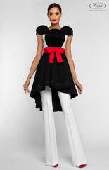 Костюм женский Pintel™ Костюм из платья и брюк DEEPSHIKA