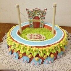 Торт МЕГАТОРТ Торт «Запашные одыхают»
