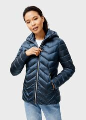 Верхняя одежда женская O'stin Ультралёгкая куртка с декоративной стёжкой LJ6V53