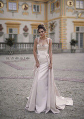 Свадебное платье напрокат Blammo-Biamo Платье свадебное The Rice Lolis